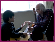 James Lorusso - Classical guitar teacher